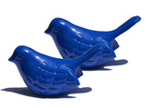 Vibhsa Bluebird of Happiness Home Decor Accents Set of 2 - Vibhsa