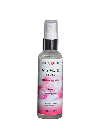 Natural Rose Water Spray - Vibhsa