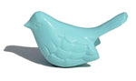Vibhsa Handcrafted Bird Figurine of Happiness Sea Green - Vibhsa