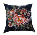 "Throw Pillow Fall Collection Winterroase 18"" x 18"""