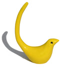 Vibhsa Gifts Bird Ring Holder Jewelry(Yellow)