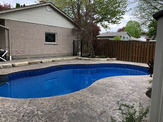 Swimming Pool London Ontario