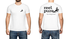 Load image into Gallery viewer, reel pure® Short Sleeved T- Shirt Fly Fishing
