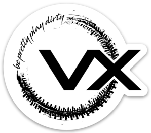 VX Tire Sticker