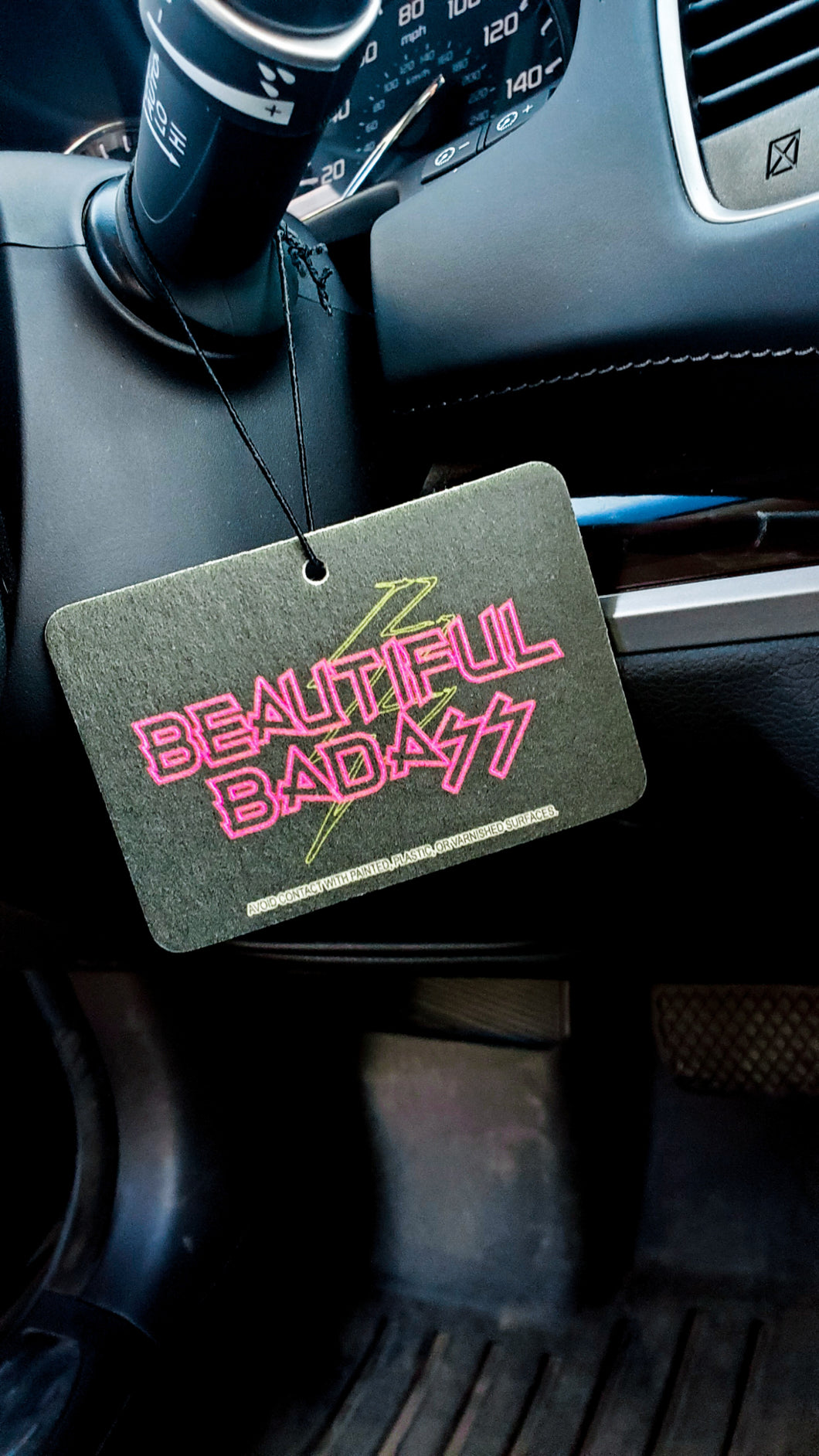 Beautiful Badass Air Freshener