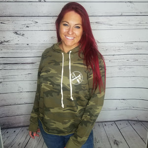 WRENCH MAM Camo Pullover