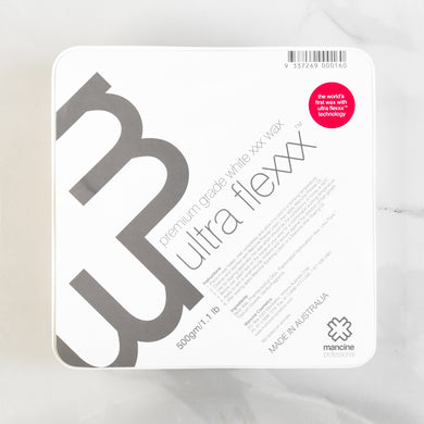 Ultra Flexxx White Hard Wax