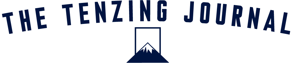 Tenzing journal logo