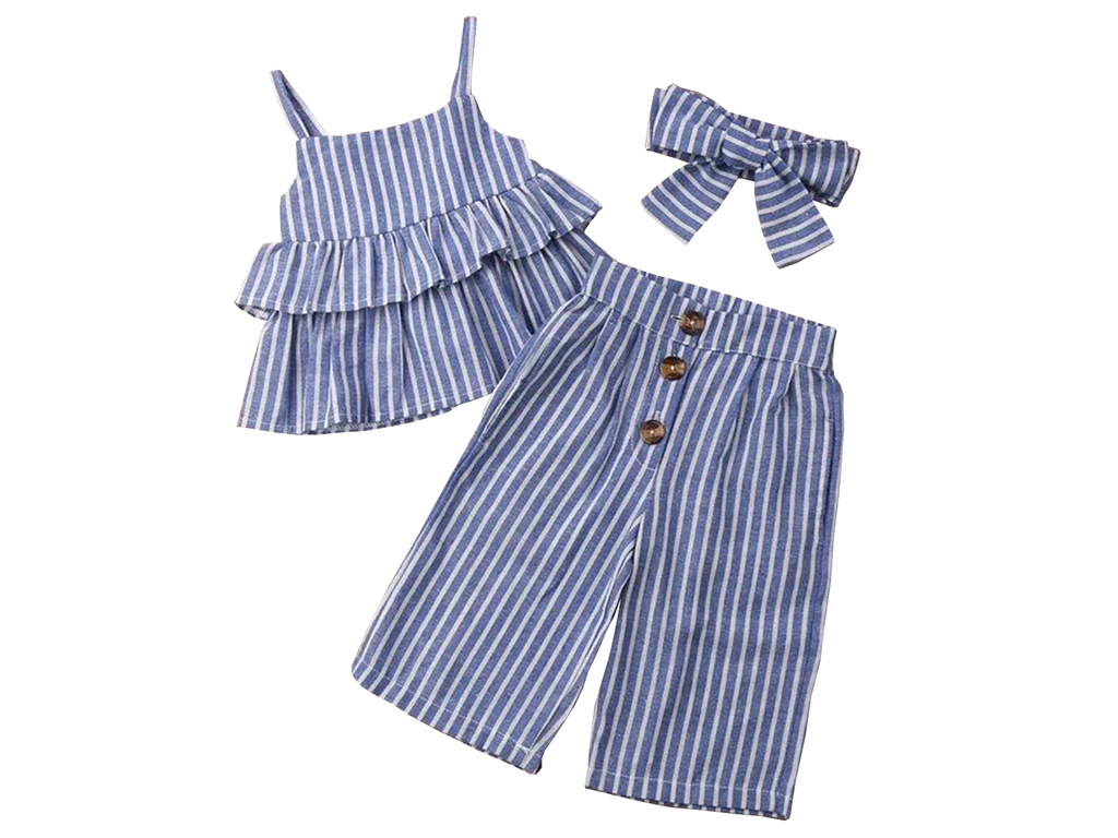 Nautical Three Piece Set