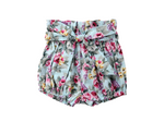 Floral High Waisted Shorties