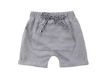 Grey Harem Shorts