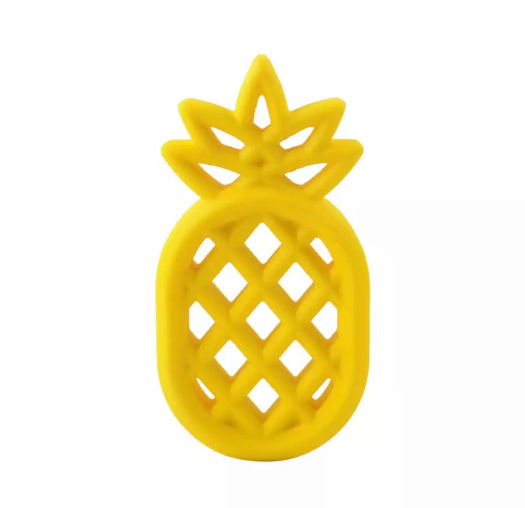 Yellow Pineapple Teether