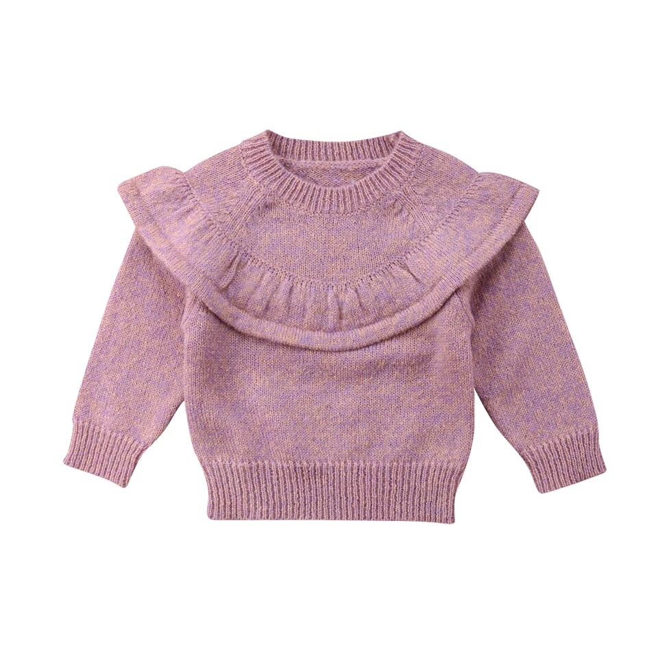 Ivy Knit Pullover