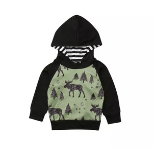 Northern Forest Hoodie