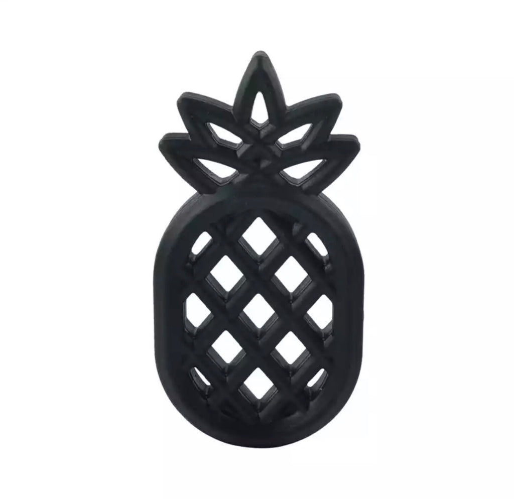 Black Pineapple Teether
