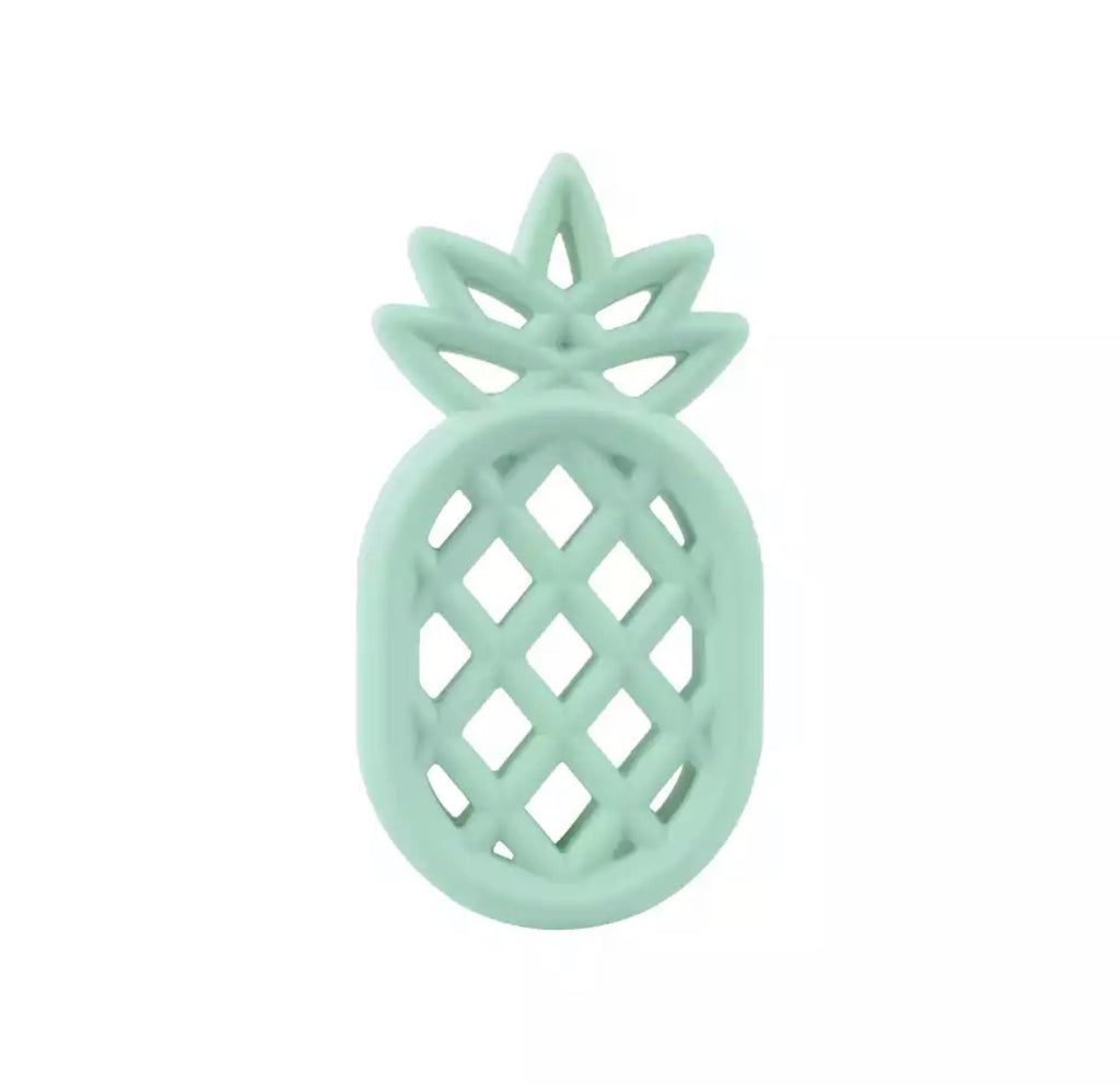 Mint Pineapple Teether