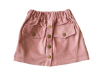 Blush Corduroy Mini