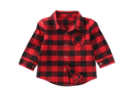 Lumberjack Button Up