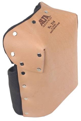 ALTA LEATHER KNEE PADS