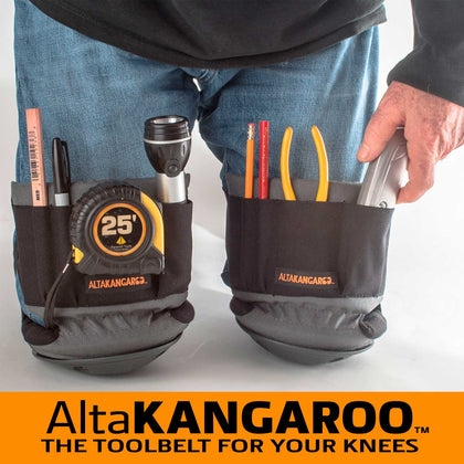 AltaKANGAROO™ The Toolbelt for your knees