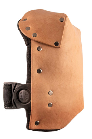Alta Leather Deluxe with Neoprene Strap
