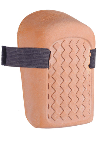 ALTA Rubber Knee Pad with elastic strap - 100 percent rubber