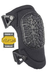 AltaFLEX™ 360 VIBRAM® CAP Tactical Knee Pads - Black