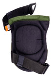 AltaFLEX™ 360 VIBRAM® CAP Tactical Knee Pads - Olive Green