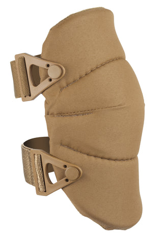 AltaSOFT™ Tactical Capless Knee Pads - Coyote