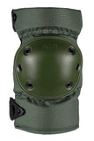 AltaCONTOUR™ Tactical Knee Pads with Flexible Caps - Olive Green