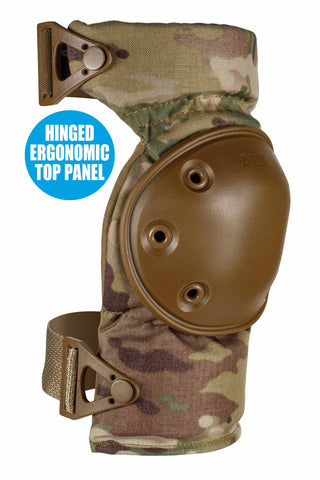 AltaCONTOUR™ Tactical Knee Pads with Flexible Caps - MultiCAM