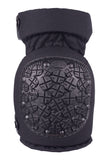 Alta CONTOUR 360 Knee Pads with VIBRAM® CAPS - Black