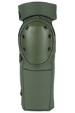 ALTA CONTOUR Shin Guard Knee Pad with GEL Insert - Olive Green