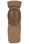 ALTA CONTOUR Shin Guard Knee Pad with GEL Insert - Coyote