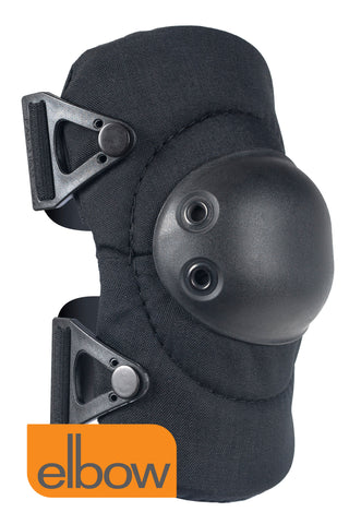 AltaFLEX™ Elbow Pads with AltaLOK™ - Black
