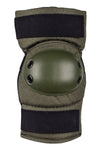 AltaCONTOUR™ Tactical Elbow Pads with AltaGRIP™ - Olive Green
