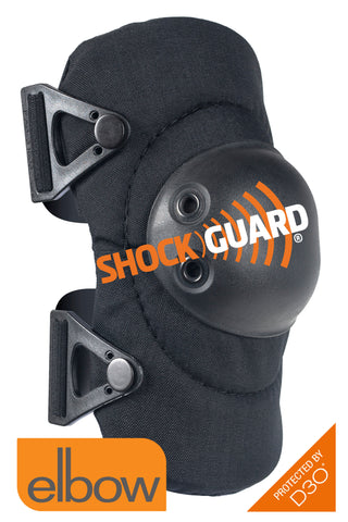 AltaFLEX™ ShockGUARD® Elbow Pads with D3O®
