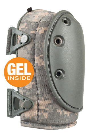 AltaGUARD™ Tactical Knee Pads with GEL - Universal ACU