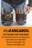 AltaKANGAROO™ Knee Pads with Tool Pouches