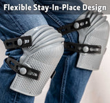 ALTA EXO-FLEX™ Heavy Duty Flexible Knee Pads