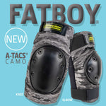 FATBOY™ GHOST Elbow Pads