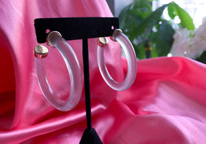 Clear Liquid Hoops