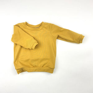 Mustard Long Sleeve T-Shirt