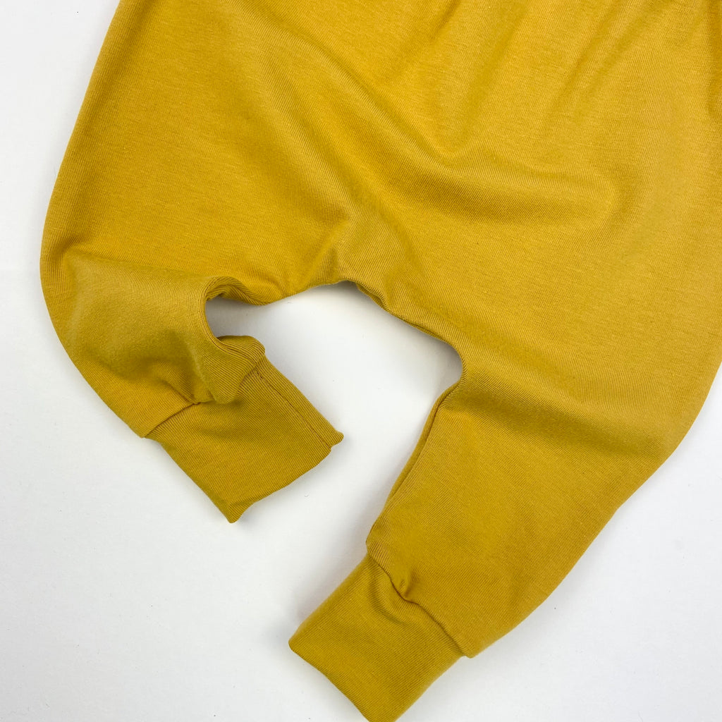 Mustard Harem Leggings