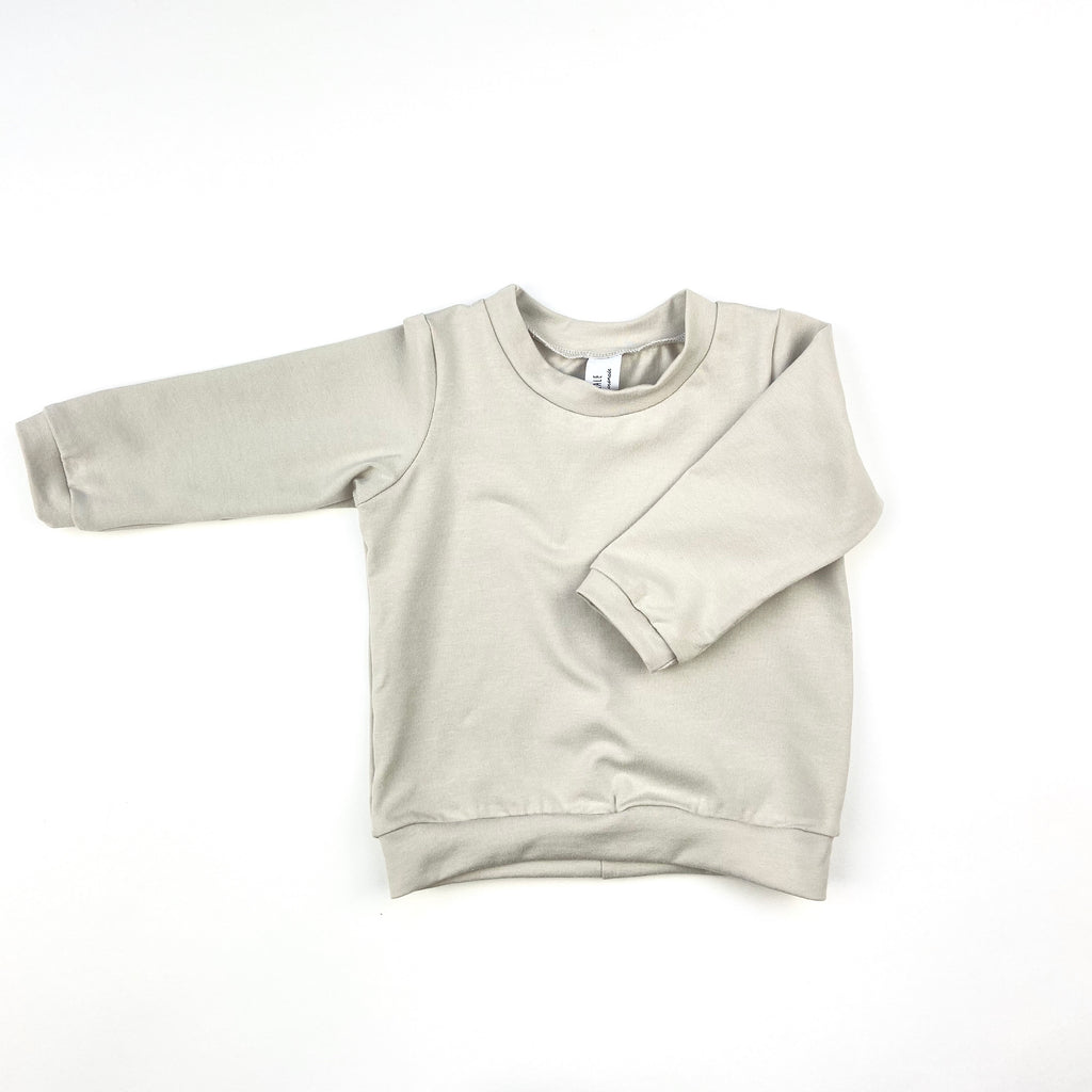 Stone Long Sleeve T-Shirt