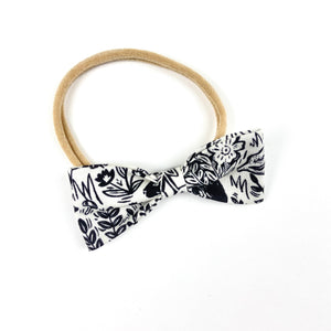 Wildwood Ruby Bow Headband