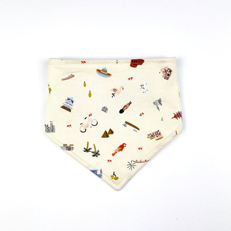 Little Explorer Bandana Bib
