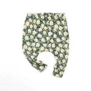 Pressed Flower Harem Leggings