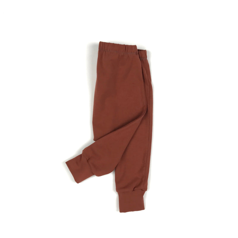 Rust Harem Leggings