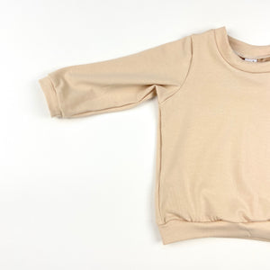 Almond Long Sleeve T-Shirt